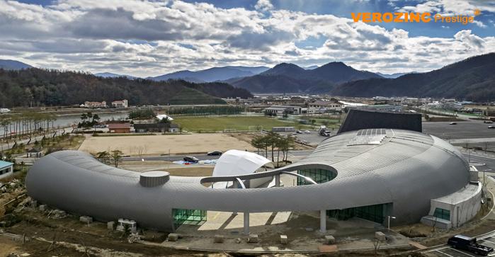 Pyeongchan Trout Museum | 2018 | Korea