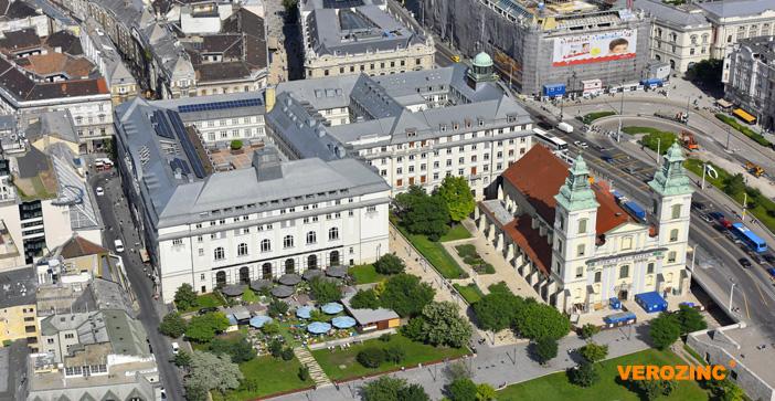 PIARISTAS ORDER HEADQUARTERS 2010 BUDAPEST HUNGARY